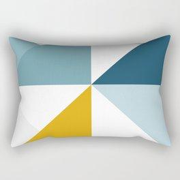 Modern Geometric 18/3 Rectangular Pillow
