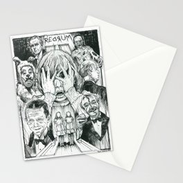 The Overlook Residents Stationery Cards