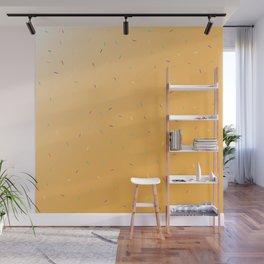 Sprinkle Sweet Pattern Wall Mural