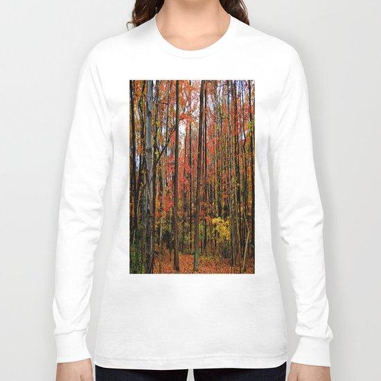 Sometimes the Trees Scream Long Sleeve T-shirt
