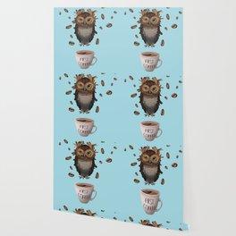 Coffee First Wallpaper