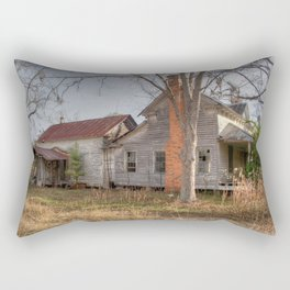 Forgotten Farmhouse Rectangular Pillow
