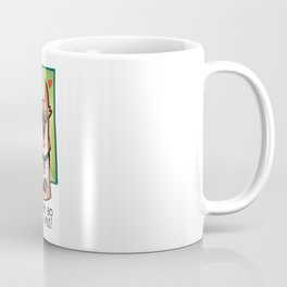 I wanna go for a walk ! Coffee Mug