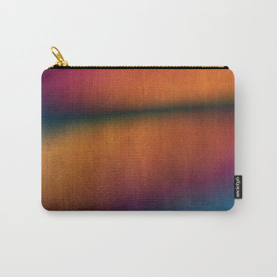 Walking By The Lake Carry-All Pouch
