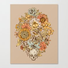 More to Life Canvas Print