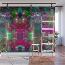 Extraterrestrial Palace 6 Wall Mural