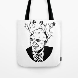 Cactus's Head Tote Bag