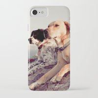 chill iPhone & iPod Cases featuring Chill by maisie ong