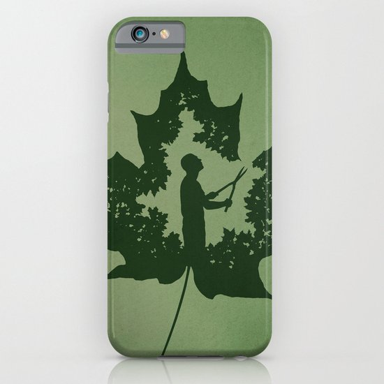 A New Leaf iPhone & iPod Case