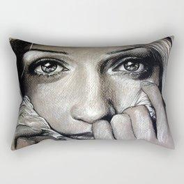 The Goodbye Girl (VIDEO IN DESCRIPTION!) Rectangular Pillow