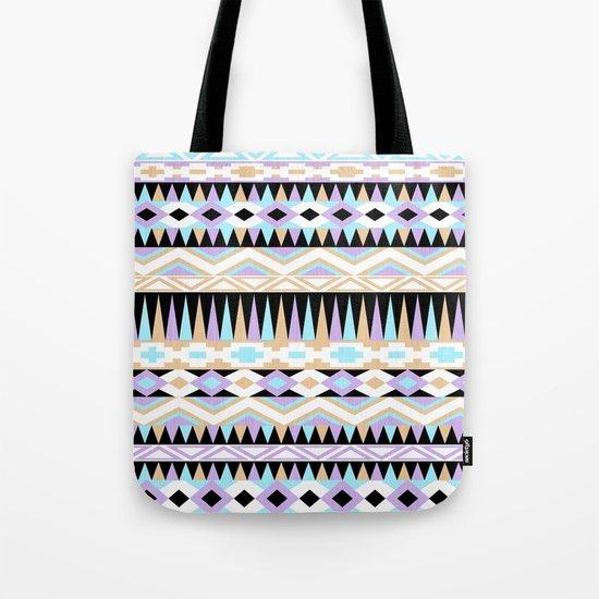 Pattern Play Tote Bag
