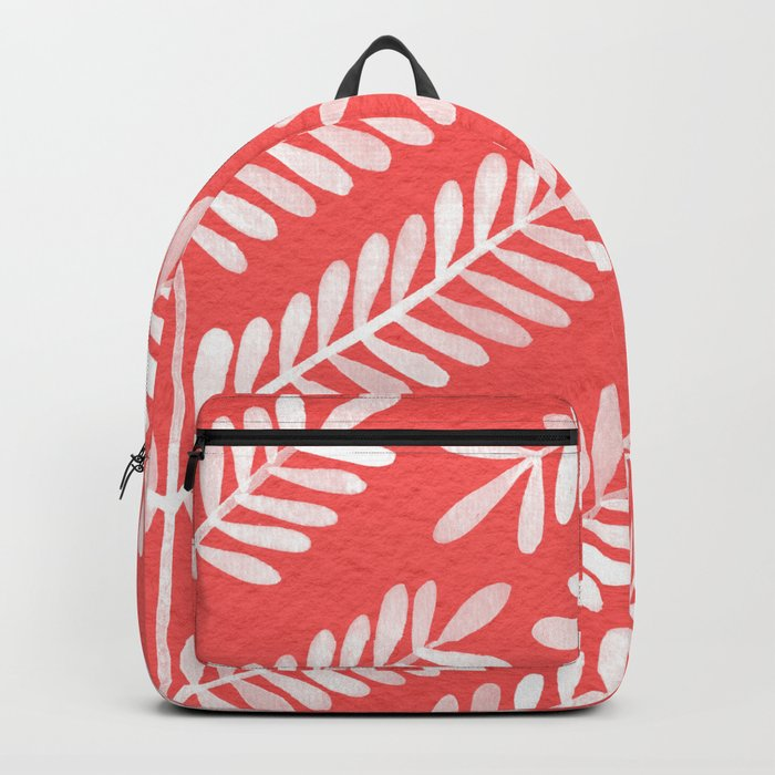 Melon Leaflets Backpack