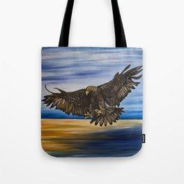 The Golden Eagle Tote Bag