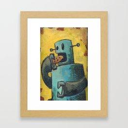 Cooookie! Framed Art Print