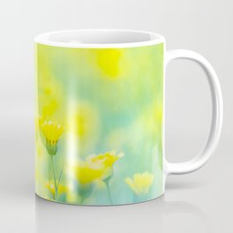 Yellow spring - Nature Fine Art photography Coffee Mug