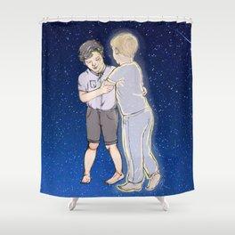 Dancing Kidlock Shower Curtain