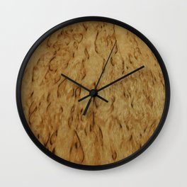 original birch wooden design the nature is awesome Wall Clock