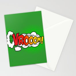 Vroom ! Stationery Cards