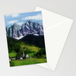 The Tyrolian Towers Stationery Cards