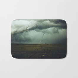 Tornado Alley (Color) Bath Mat
