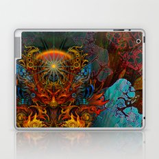 Fire_Fairy Laptop & iPad Skin