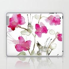 Keep blooming Laptop & iPad Skin