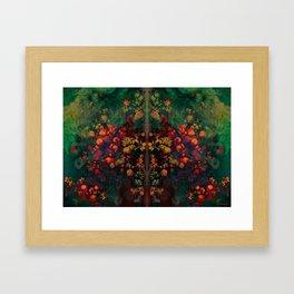 """""""Sci-fi Spring Still Life"""" Framed Art Print"""