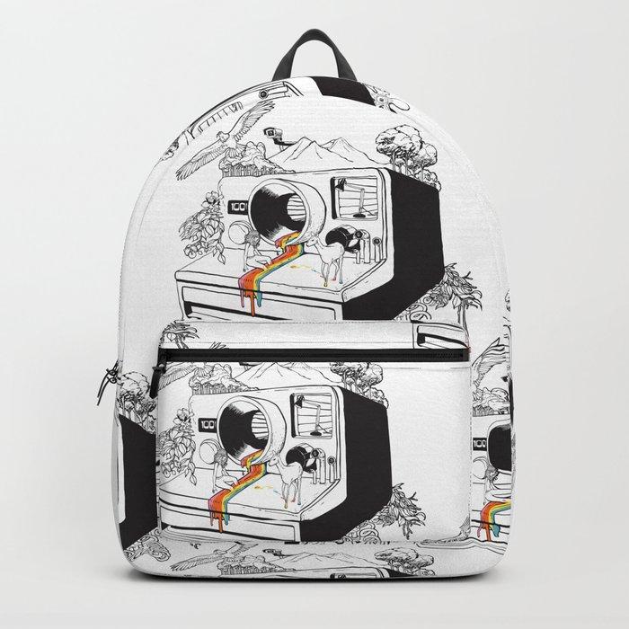 Captured Nostalgia Backpack