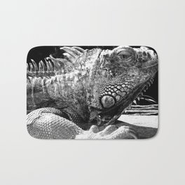 Armoured without a Care Bath Mat