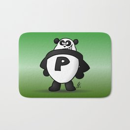 Panda Power Bath Mat