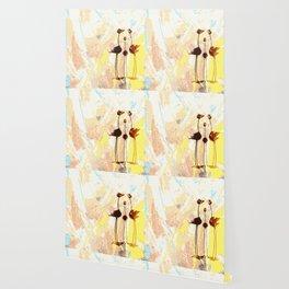 Familie Vogel Wallpaper