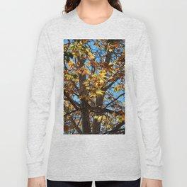 Fall Time Tree Long Sleeve T-shirt