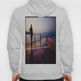 Balcon de Europa silhouette Hoody