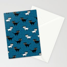 Kitty Kats Stationery Cards