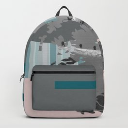 Scotland, the land of the mountains multi-coloured Backpack