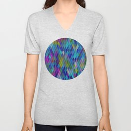 Diamonds of Color Unisex V-Neck