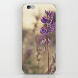 Purples iPhone Skin