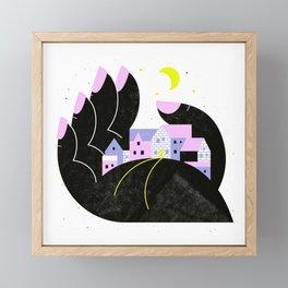 The Way Home Framed Mini Art Print