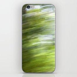 Rainy Day Motion 1 iPhone Skin