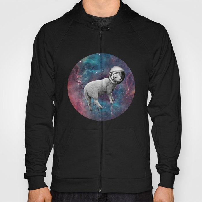 The Space Sheep 2.0 Hoody
