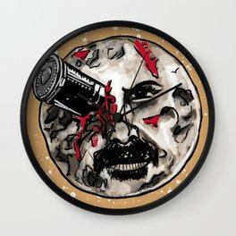 John Wick is the Melies' Moon Wall Clock