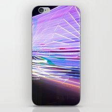 Night Light 66 iPhone & iPod Skin