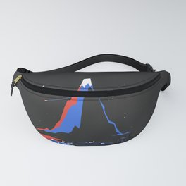 Asteroid Fly By Fanny Pack