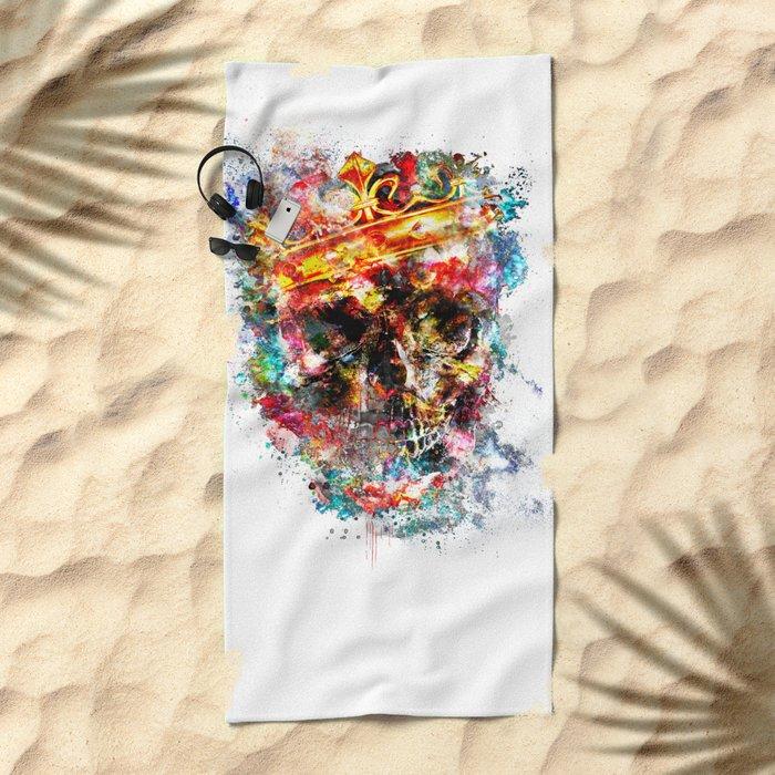 King Dusty Beach Towel
