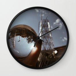Talley Student Union Wall Clock