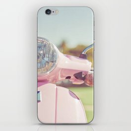 Cuter Scooter iPhone Skin