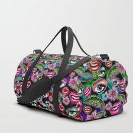 Realm Of Senses - Black Edition Duffle Bag