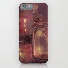 Flickering Stars Slim Case iPhone 6s