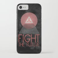 illuminati iPhone & iPod Cases featuring Illuminati by Ed Burczyk