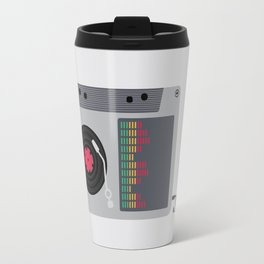 Music Mix Travel Mug
